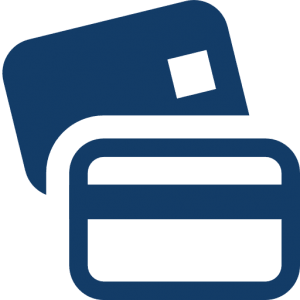 E-commerce credit card icon