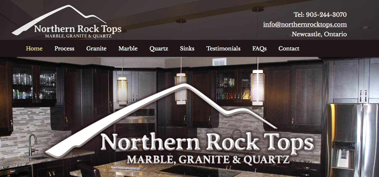 Northern Rock Tops screenshot