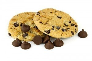 Chocolate Chips and cookies
