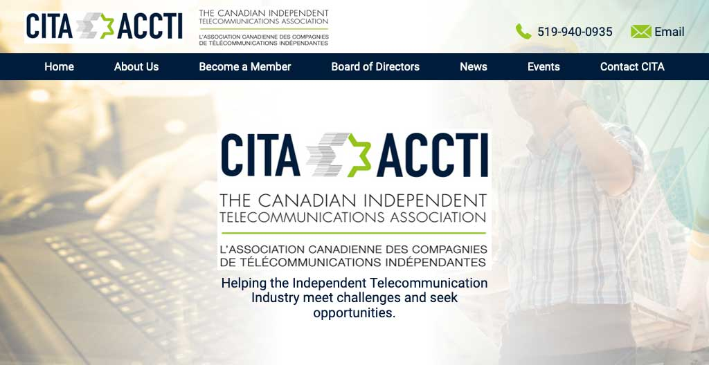 Cita Website thumbnail